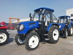 Agricultural machinery farm tractor 80HP for sale