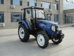 SYNBON SY754 low price multi-function farm tractor