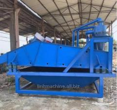 Fine Sand Recycling and Dewater Machine