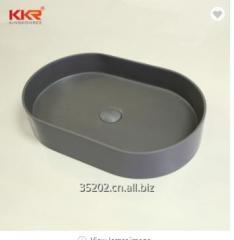 Sanitary Ware Luxury Integral Counter Stone Hand