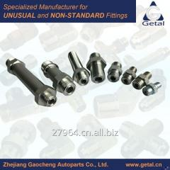 Hydraulic Tube & Pipe Fittings with O-Ring