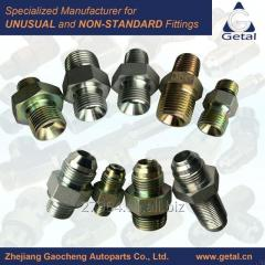 Hydraulic Tube & Pipe Inverted Flare Fittings