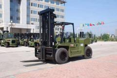 All Customized Forklift 6 ton/7ton/8 ton/12 ton Full Electric Pallet Forklift with Four Big