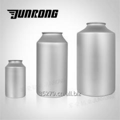 Aluminum Pharmaceutical Powder Bottle