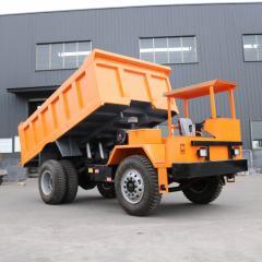 Mini dumper 6tons mining dump truck 4x4 SYNBON