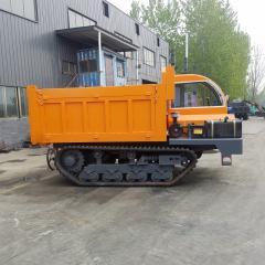 Mini diesel Crawler Track Carrier Mini Crawler Dump Truck