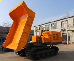 10ton  meter crawler mining dump truck  SYNBON SYCD100