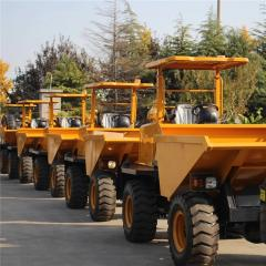Short transport 5 Ton rops and canopy mini site