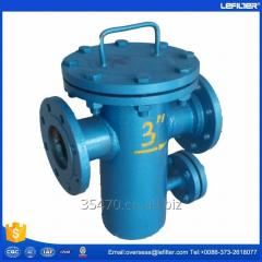 Water Filter with DN80 stainless steel basket