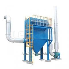 Industrial air filter colth bag dust collector