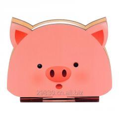 Cartoon paper lamp - cute piggy
