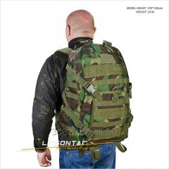 Military Tactical Camouflage Backpack with ISO