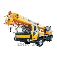 China Top Brand XCMG 50 Ton Truck Crane QY50A