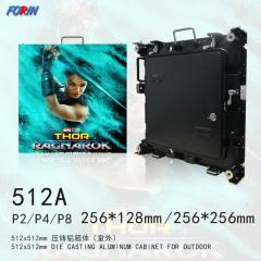 Rental led screen P2,P4,P8 256*256mm,256*128mm,512*512mm