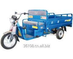 ASA2 electric cargo tricycle, battery trike