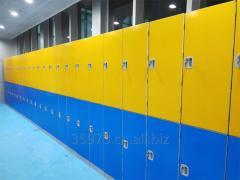 Swimming pool locker