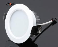Recessed LED COB Downlight office ceiling lighting