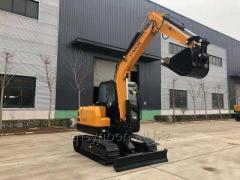 SYNBN 6ton Crawler excavator  SY607 hot sale