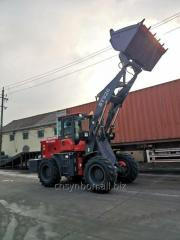 SYNBON Wheel  loader 2.5ton SY926 Popular exporting in Russia