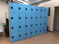 Office plastic locker
