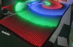 LED flexible high transparent steel  outdoor...