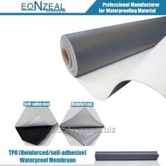 TPO (reinforced/self adhesive) Waterproof membrane
