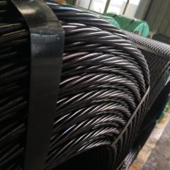 GOST 13840 standard steel rope