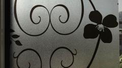 Decorative film static window film , CPS series ,