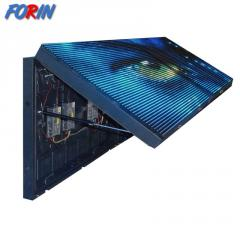 Led screen with face service P8