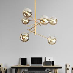 LED  chandeliers FORIN 003