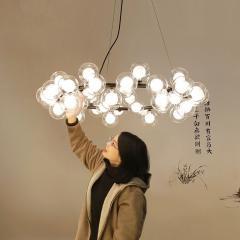 LED  chandeliers FORIN 004