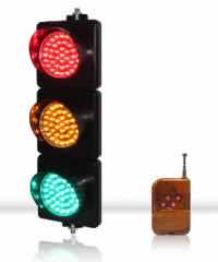 Traffic light LED transport (100 mm)  from China