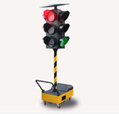 Autonomous LED traffic light
