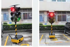 Autonomous LED traffic light from  solar traffic light  China