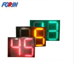 Countdown LED traffic lights 400mm from China
