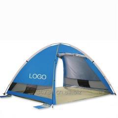 Auto Pop Up Beach Tent