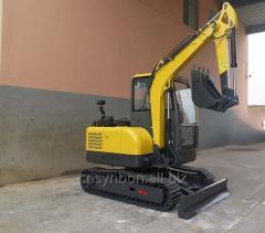 SYNBON  SY603.5 Hot sale 3.5ton Mini Excavator Digger Machine For Sale