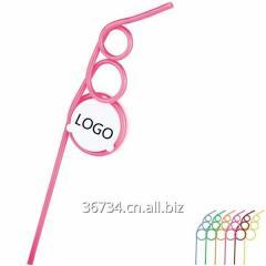 Crazy Loop Silly Straws