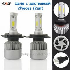 New Series of LED headlight in car headlight...