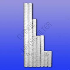 60 inch  wire wound filter with PP core