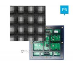 Outdoor LED Module SMD RGB P5 320mm ×160mm