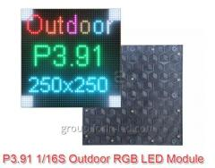Indoor LED Module SMD RGB P3.91 250mm ×250mm