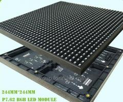 Indoor Full Color SMD RGB P7.62 LED Module...