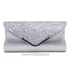 Party Bag Pu Sequin women's bag Hand Bag Makeup
