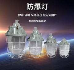 Взрывозащищенный светодиодный светильник для