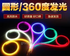 Flexible LED cord silicone neon 12V flexible...