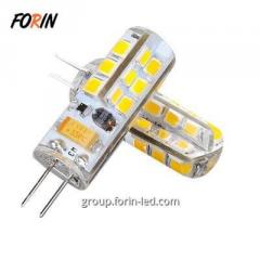 Светодиодная лампа Форин 3W 12V G4 G9 6000K