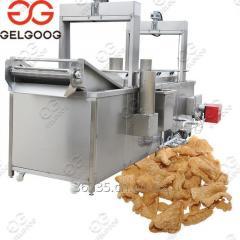 Commercial Pork Skin Frying  Machine Line