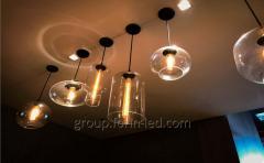 Светодиодные лампы накаливания привело Высокая