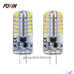 LED bulbs with socket on chandeliers  white dimming  with dimmer 2W 3W 5W 9W 12V G4 G9 6000K